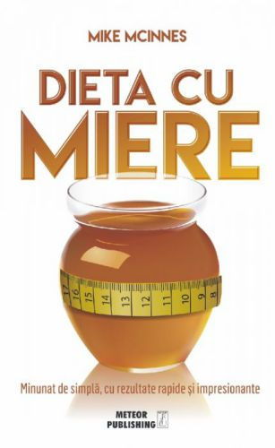 ¤ Dieta cu miere