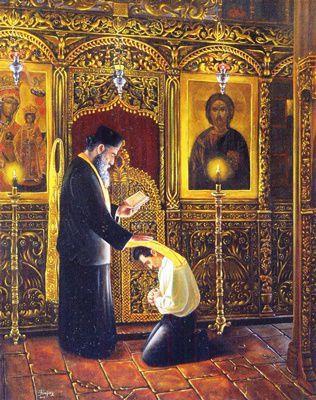 Rugăciuni pentru PĂRINTELE DUHOVNIC