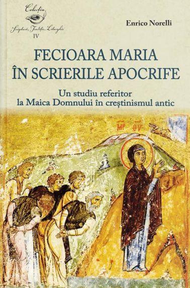 Fecioara Maria în scrierile apocrife