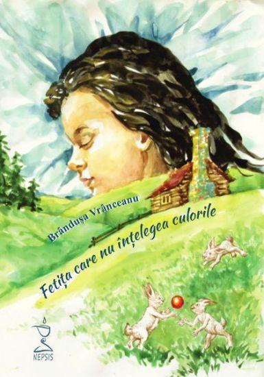 Fetiţa care nu înţelegea culorile (cu CD audio)