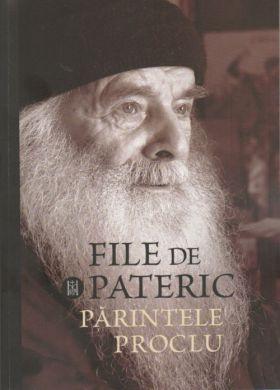 File de pateric. Părintele Proclu -   *** (CARTE)