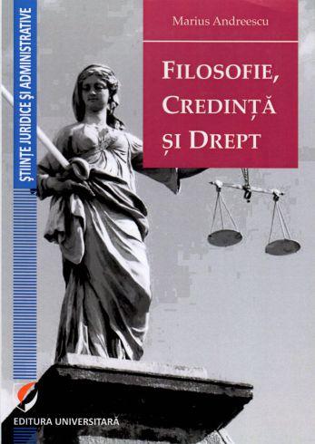 Filosofie, credință și drept
