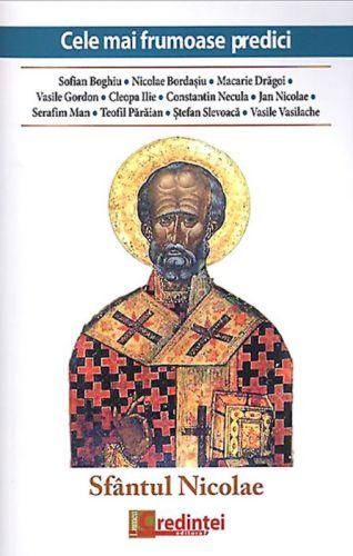 Sfântul Nicolae - Marius Vasileanu (CARTE)