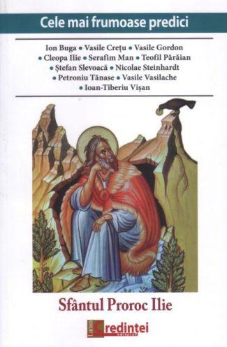 Sfântul Proroc Ilie - Marius Vasileanu (CĂRȚI)