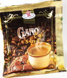 cafea ganoderma)