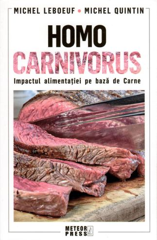 Homo carnivorus - Michel Leboeuf (CARTE)