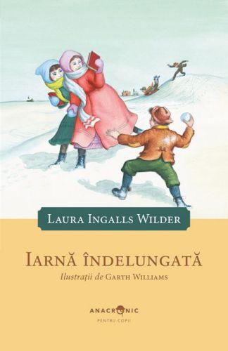 Iarna indelungata vol. 6 - Laura Ingalls Wilder (CARTE)