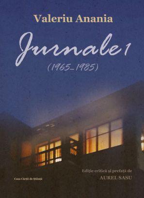 Jurnale 1 (1965-1985)  - IPS Bartolomeu Anania (Valeriu) (CARTE)