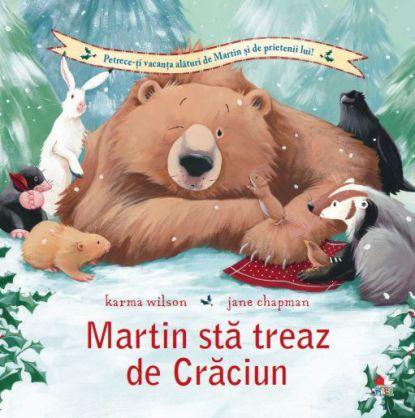 Martin stă treaz de Crăciun