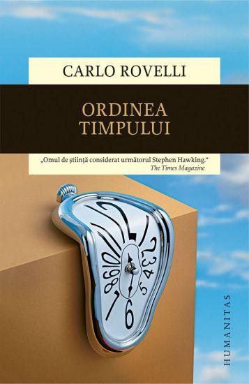 Ordinea timpului - Carlo Rovelli (CARTE)