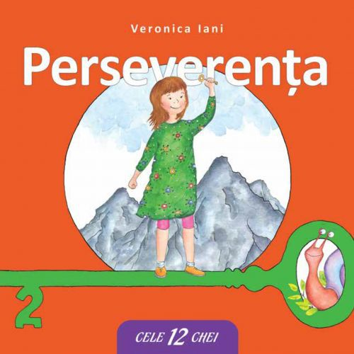 Perseverența - Veronica Iani (CARTE)