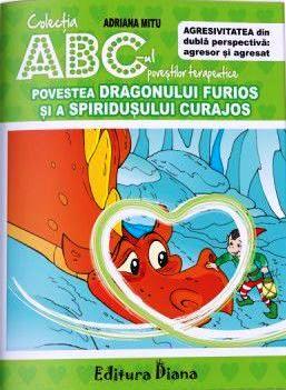 Povestea Dragonului Furios si a Spiridusului Curajos