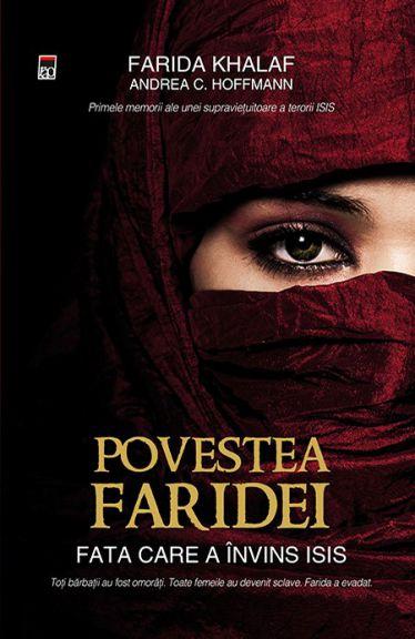 Povestea Faridei, fata care a învins ISIS