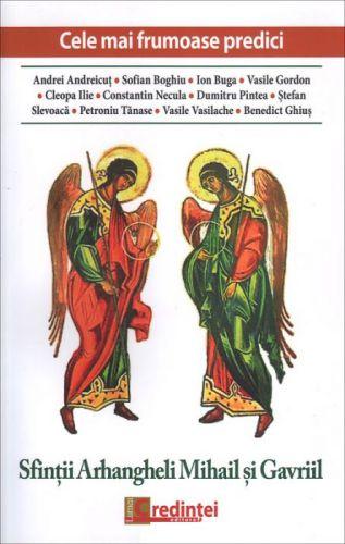 Sfinţii Arhangheli Mihail şi Gavriil - Marius Vasileanu (CARTE)