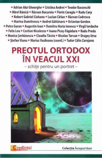 Preotul ortodox în veacul XXI - Marius Vasileanu (CARTE)