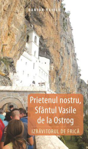 Prietenul nostru, Sfântul Vasile de la Ostrog - Danion Vasile (CARTE)