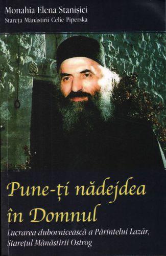 Pune-ți nădejdea în Domnul - Elena Stanisici (CĂRȚI)