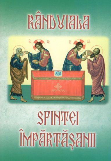 Randuiala Sfintei Impartasanii - cu scris mare