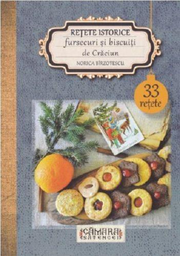 ¤ Rețete istorice: fursecuri și biscuiți de Crăciun