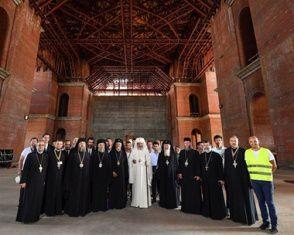 Lămurire privind modul de folosire şi justificare a fondurilor pentru finanţarea lucrărilor la Catedrala Naţională