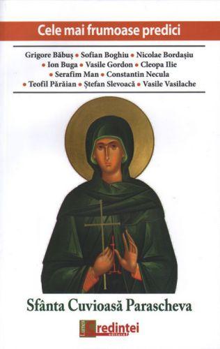 Sfânta Cuvioasă Parascheva - Marius Vasileanu (CĂRȚI)