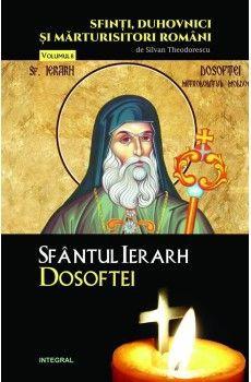 Sfântul Ierarh Dosoftei - Silvan Theodorescu (CARTE)