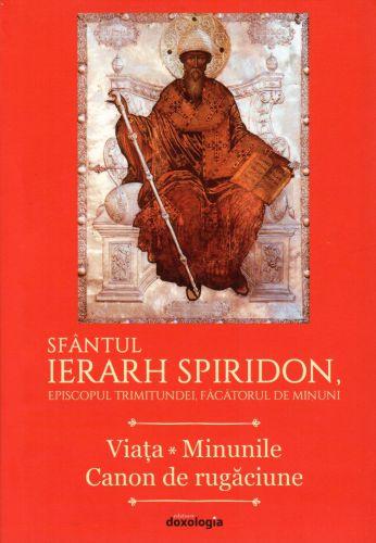 Sfântul Ierarh Spiridon, Episcopul Trimitundei, Făcătorul de minuni