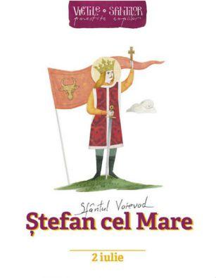 Sfântul Voievod Ștefan cel Mare