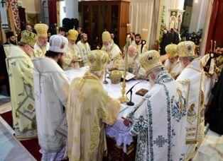 Unitatea Bisericii și a credincioșilor reprezintă misiunea noastră - Patriarhul Ecumenic Bartolomeu