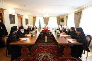 Iniţiativă a Sfântului Sinod al Bisericii Ortodoxe a Ucrainei împotriva căsătoriilor homosexuale