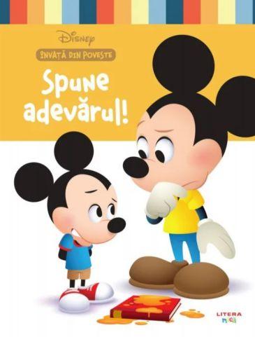 Disney. Invata din poveste: Spune adevarul!