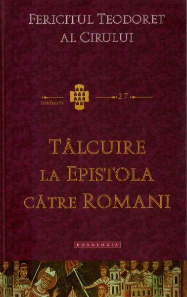Tâlcuire la Epistola către Romani