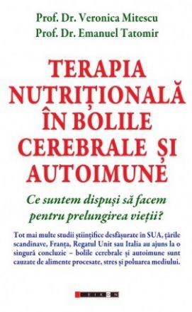 Terapia nutritionala in bolile cerebrale si autoimune