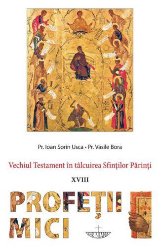 Vechiul Testament în tâlcuirea Sfinţilor Părinţi (XVIII) Profetii Mici - Pr. Ioan Sorin Usca (CARTE)