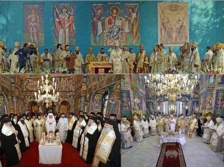 Manifestări liturgice și culturale unice dedicate Sfinților Brâncoveni