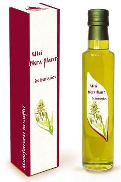 Ulei de busuioc, 250ml (cu ulei de măsline)