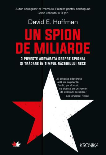 Un spion de miliarde - David E. Hoffman (CARTE)