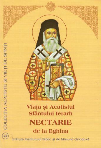 Viața și Acatistul Sf. Ierarh Nectarie din Eghina