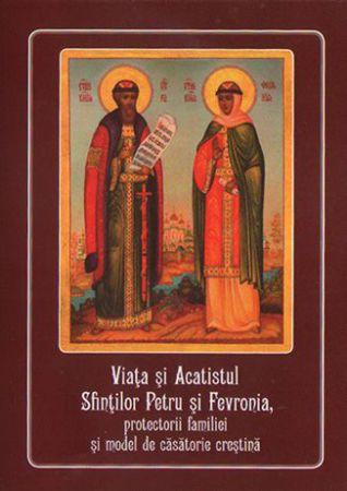 Viaţa şi Acatistul Sfinţilor Petru si Fevronia, protectorii familiei şi model de căsătorie creștină
