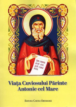 Viaţa Cuviosului Părinte Antonie cel Mare -   *** (CARTE)