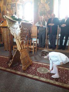 Crucea preoției cosmice