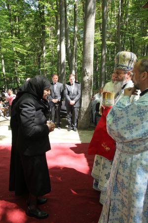 Mama Înaltpreasfințitului Laurențiu a trecut la cele veșnice