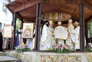 Proclamarea canonizării Sfântului Cuvios Pafnutie – Pârvu Zugravul