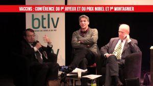 Conferința despre vaccinuri, de la Paris, a prof. Luc Montagnier, Premiu Nobel pentru Medicină, și a lui Henri Joyeux, profesor de cancerologie