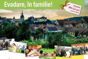 ȘCOALA FAMILIEI, Sighișoara, 17-22 iunie: Tabără de reconectare părinți-copii