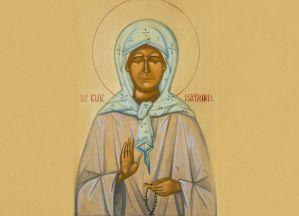 Viața și Acatistul Sfintei Matrona (2 mai) -  o femeie simplă, invalidă, cu o imensă putere duhovnicească