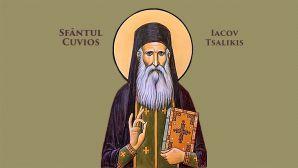 Viaţa și sfaturile duhovnicești ale Sfântului Cuvios Iacov Tsalikis - nou canonizat