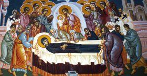 """Pastorala ÎPS Laurențiu: """"Biserica își ia răniții din linia întâi a frontului, îi așează pe targă și îi duce în spatele frontului pentru a-i îngriji"""""""