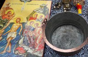 Cum folosim Aghiasma Mare?