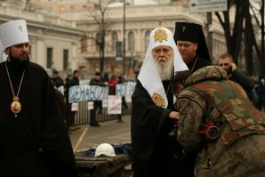 Misterul de la Moscova - revine Biserica Ucrainei sub jurisdicție rusă?!